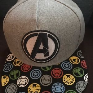 Brand New ~ Marvel SnapBack Cap